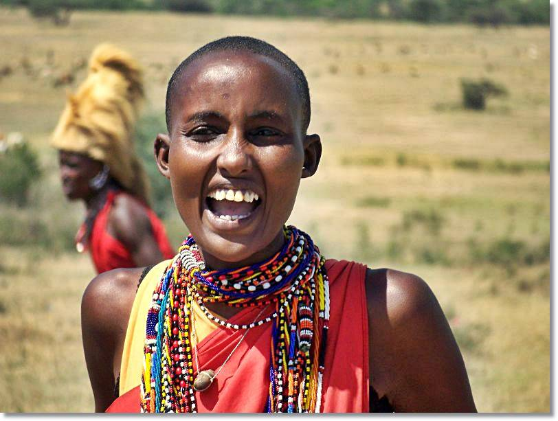 Joven bahima - etnias.net