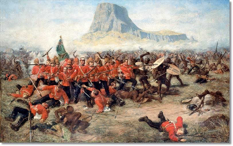 La colonización británica de Africa supuso el sometimiento por la fuerza de numerosas etnias del continente, entre ellas la Ashanti