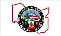 Bandera de los indios apache - etnias.net