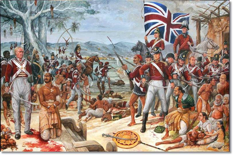 Colonialismo inglés del pueblo bemba - etnias.net