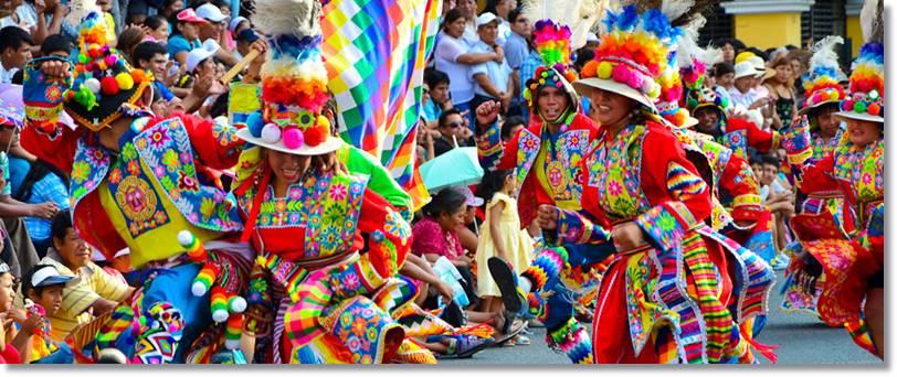 Fiesta de la Virgen de la Candelaria - etnias.net