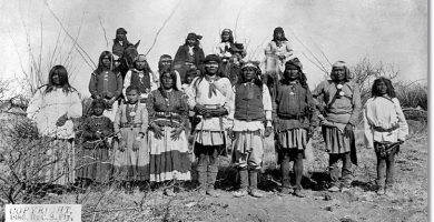 Indios apache - etnias.net