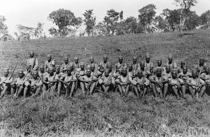 Integrantes Kings African Rifles - etnias.net