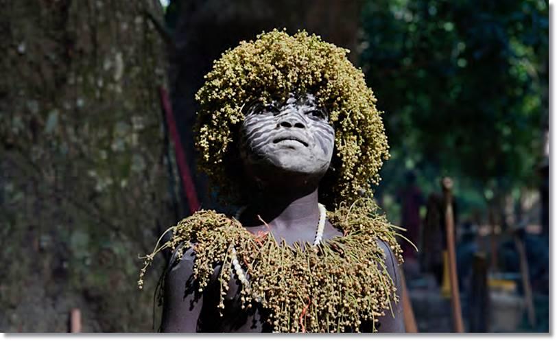 Los andamaneses pertenecen a las tribus más aisladas del resto del mundo que existen - etnias.net