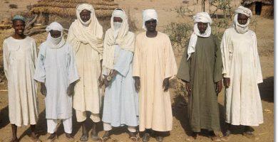 Los baggara o shuwa - etnias.net