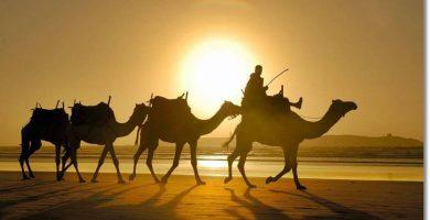 Paisaje típico Berberico - etnias.net