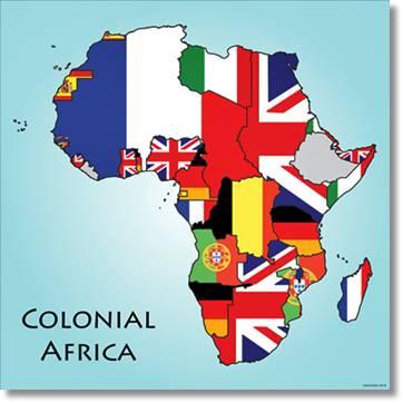 Reparto de África por los paises Europeos - etnias.net