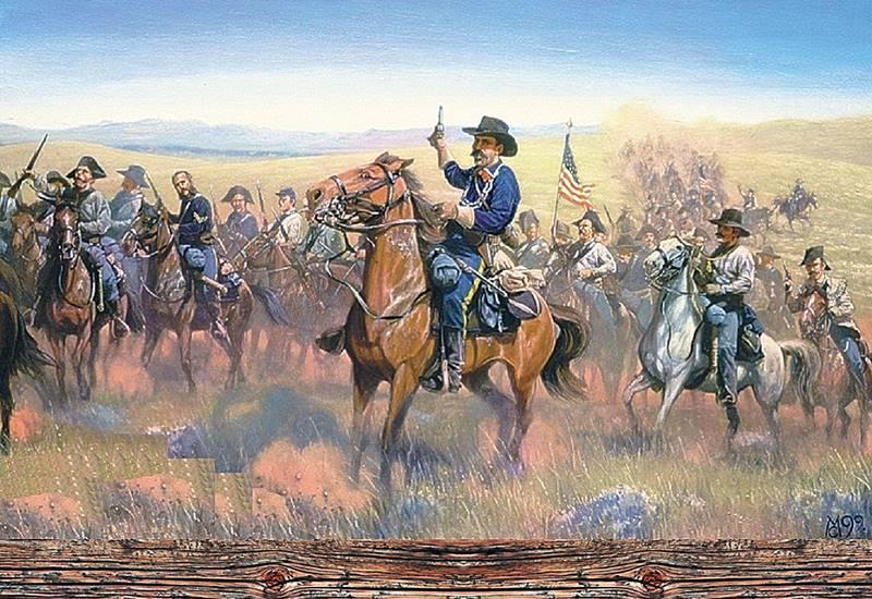Son numerosas las incursiones y enfrentamientos entre los indios apaches y el ejército de la época de Estados Unidos