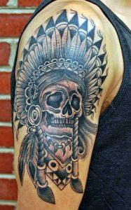 Tatuajes de los indios apache 3