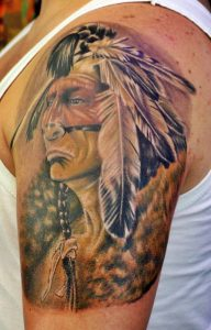 Tatuajes de los indios apache 4