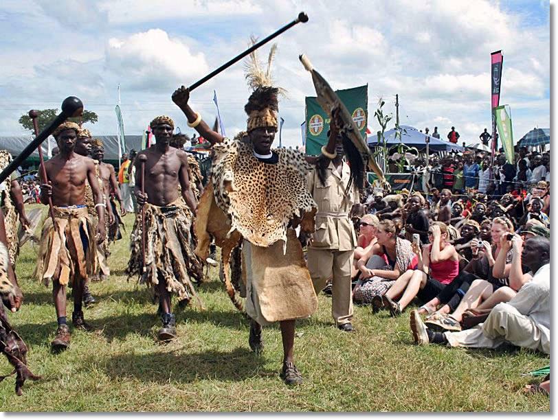 Tradicional ceremonia bemba - etnias.net