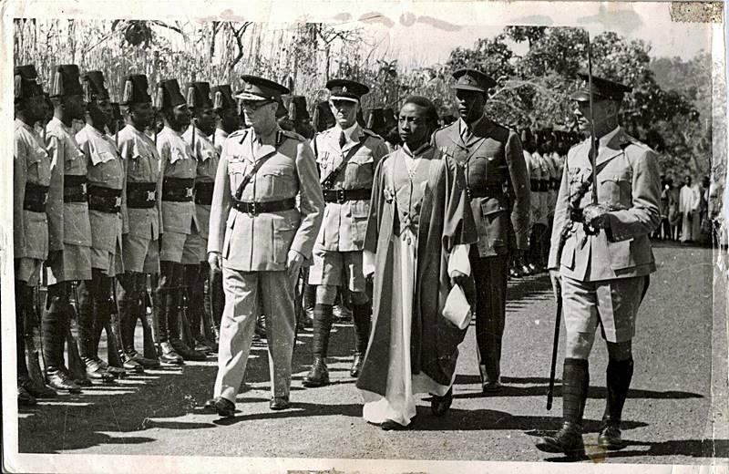 Rey Freddie, el último Kabaka de Buganda