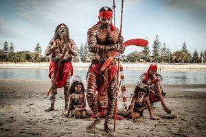 Aborigen Australiano - etnas.net