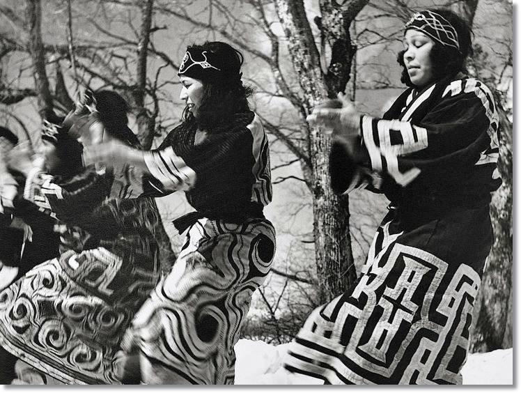 Ainus de Hokkaido - etnias.net