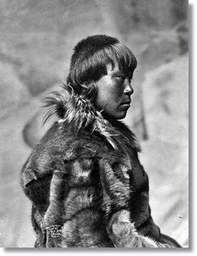 Aspecto de un esquimal - etnias.net