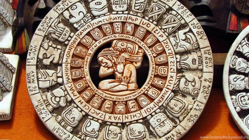 Etnias de América. Simbolo del sol Maya - ETNIAS.NET