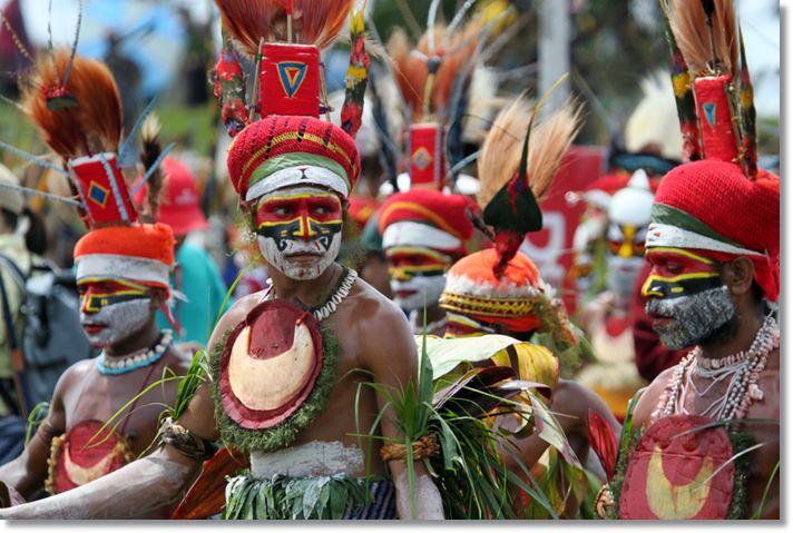 Etnias de Oceanía - etnias.net