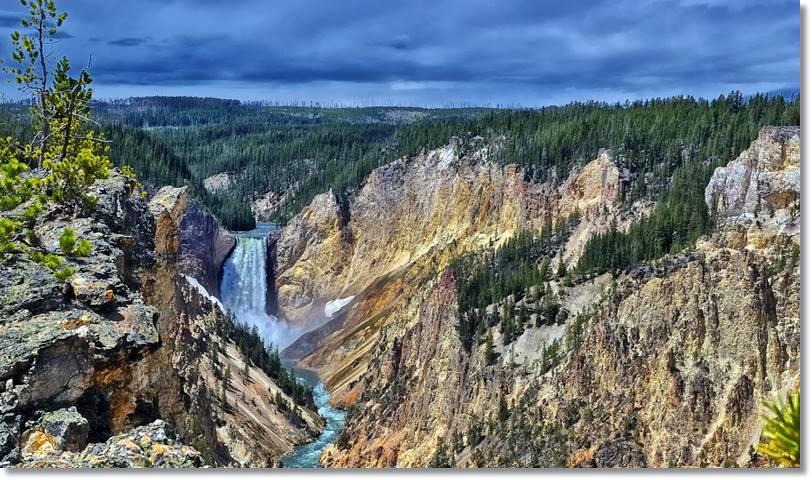 Gran Cañón de Yellowstone - etnias.net