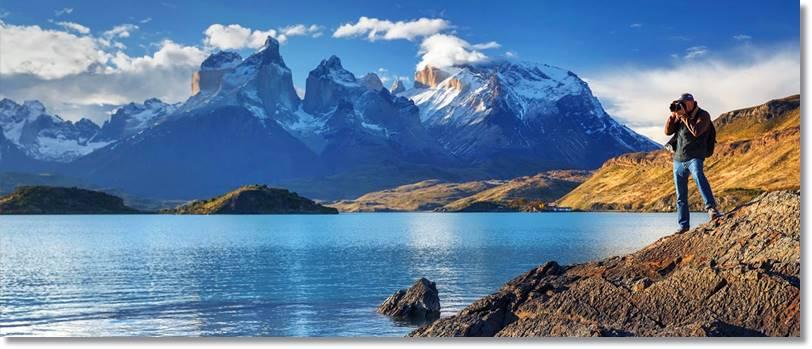 Inóspitas tierras de la patagonia chilena donde vivieron durante siglos los alacalufes - etnias.net