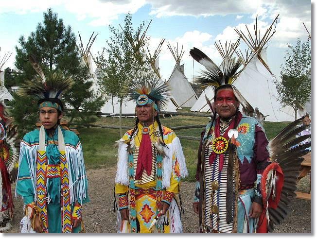 Indios arapahoes en la actualidad - etnias.net