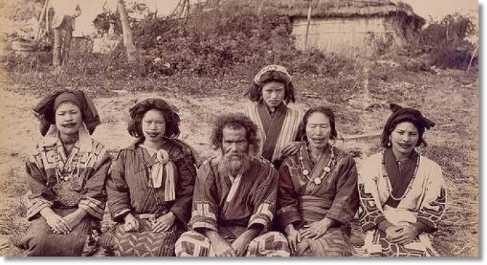 Ainos - etnias.net