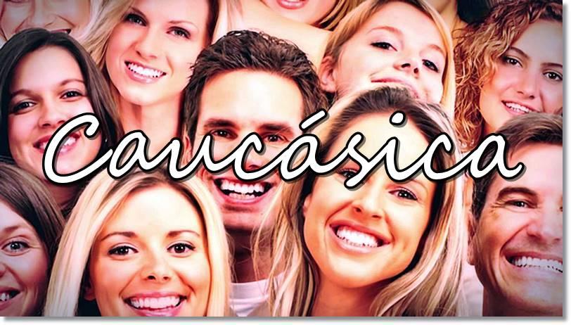 Caucásica - etnias.net