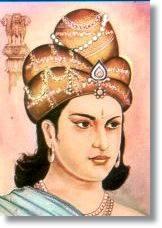Emperador Ashoka Vardhana (304-232 a. C) - etnias.net