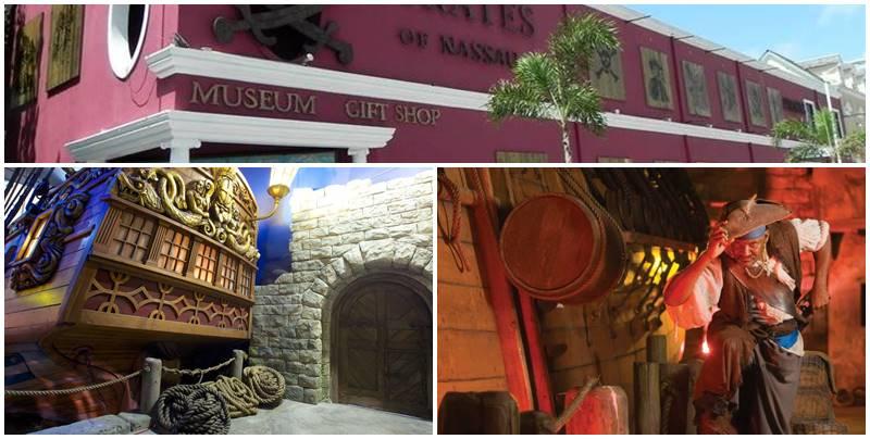 Museo pirata de Nassau - etnias.net
