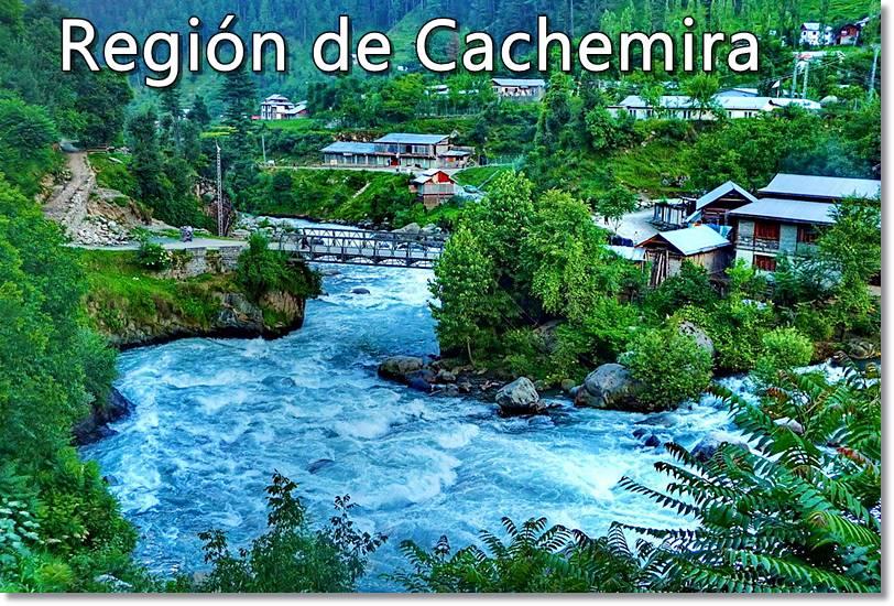 Región de Cachemira