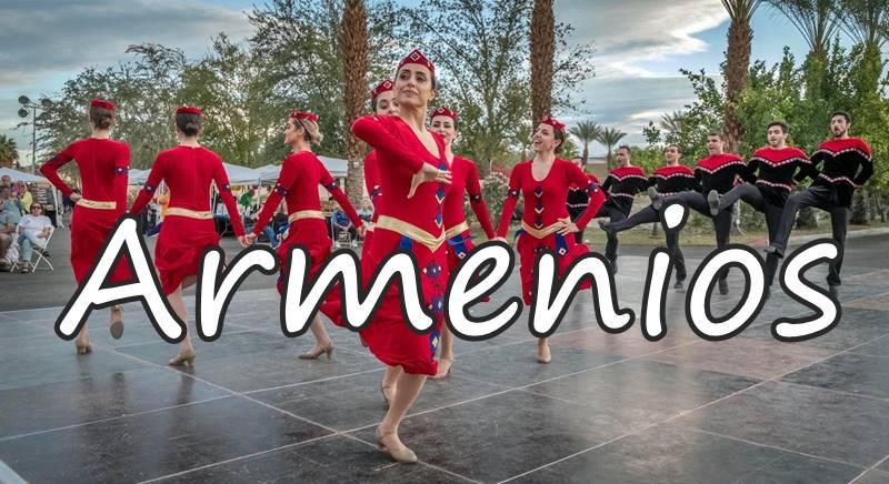 Armenios - etnias.net