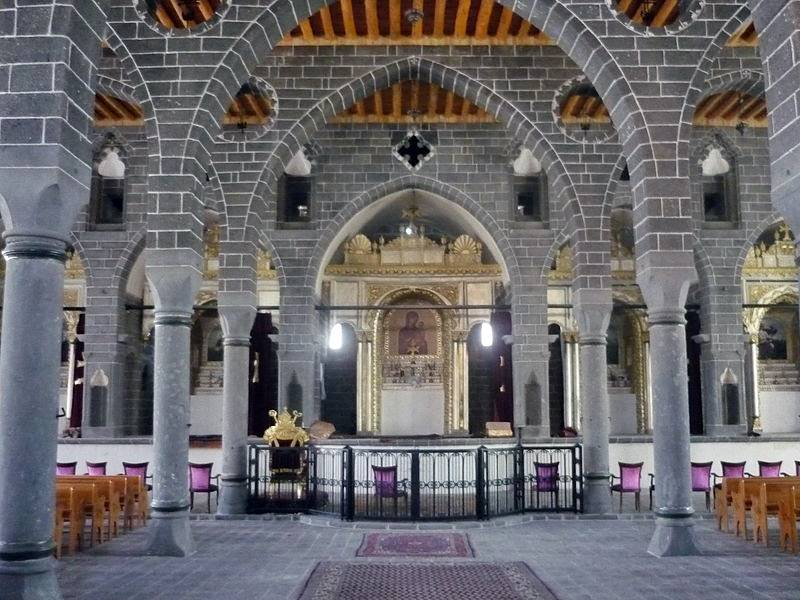 Iglesia armenia de St. Giragos