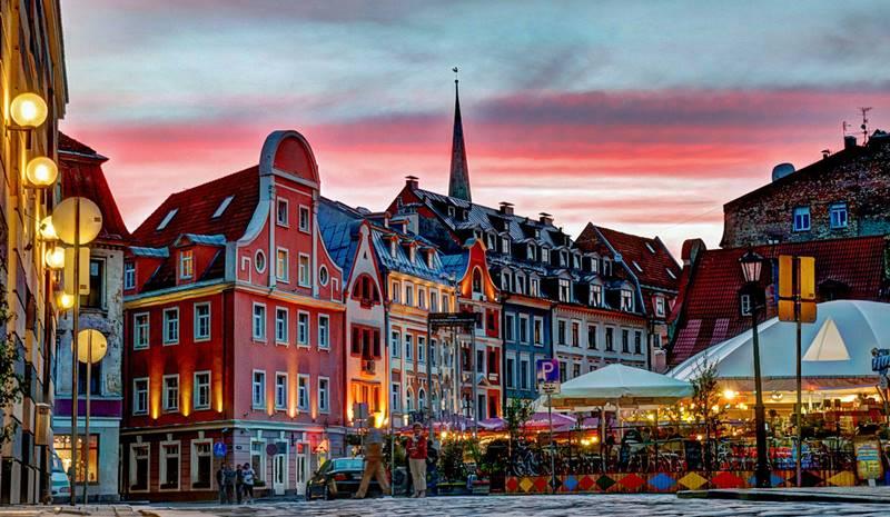 Riga capital de Letonia