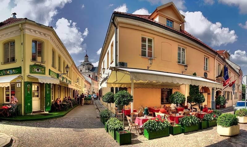 Vilna capital de Lituania