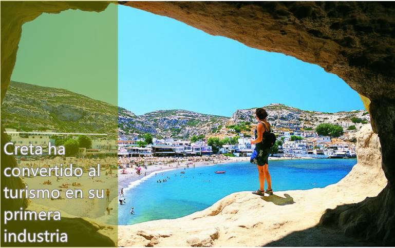 Creta como destino turístico
