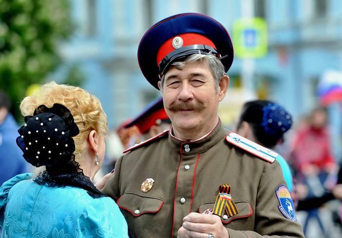 Son numerosos los pueblos cosacos repartidos entre Rusia y Ucrania